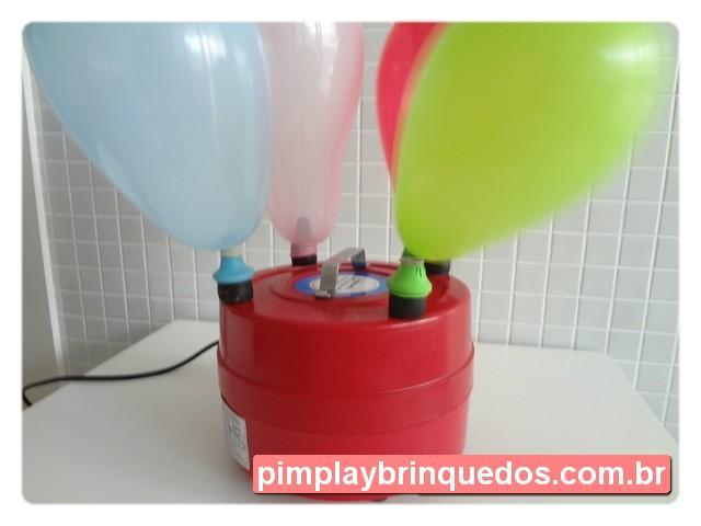 Inflador de Balões Curitiba