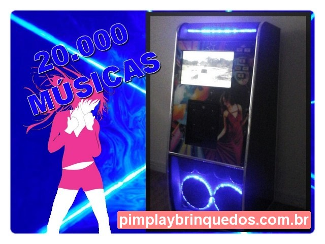 Máquina Música Jukebox Curitiba