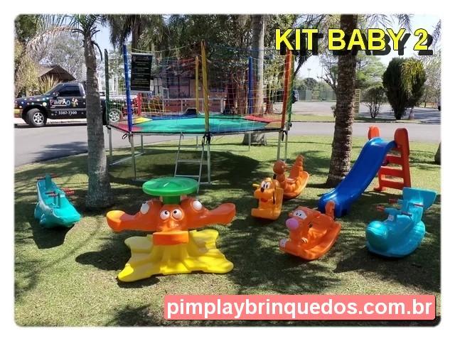 Kit Baby Curitiba
