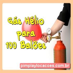 Locação Gás Hélio Curitiba