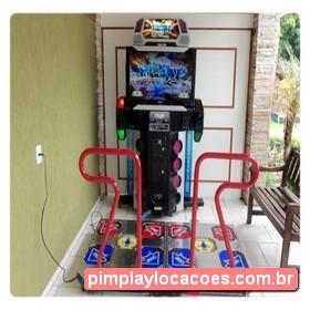 Locação Máquina de Dança Curitiba
