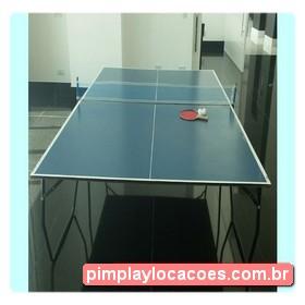Locação Mesa de Ping Pong Curitiba