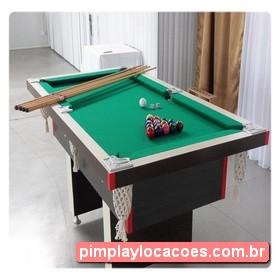 Locação Mesa de Sinuca Curitiba
