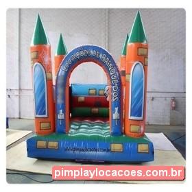 Locação Castelo Fantasminha Curitiba