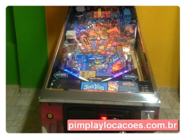 Pinball Curitiba