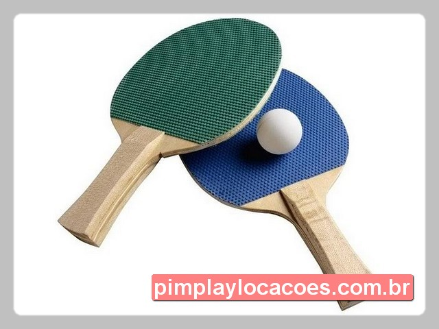 Locação Ping Pong Curitiba